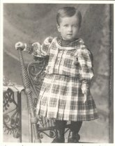 Image of Lester Shoff, Age 2 1/2 - Print, Photographic