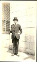 Image of Irving B. Knickerbocker - Print, Photographic