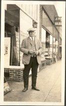 Image of H.F.Threkold, City Coucilman and School Teacher - Print, Photographic