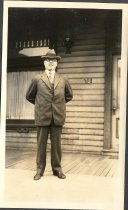Image of B.E. Hoye, M.D. - Print, Photographic