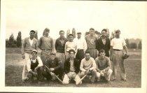 Image of Auburn Drug Soft Ball Team - Print, Photographic