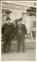 Image of G.W. Hart and Allen M. Barrett - Print, Photographic