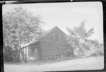 Image of Log Home - Print, Photographic