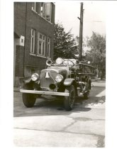 Image of Pirsch Fire Truck - Print, Photographic