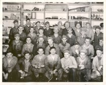 Image of NP Diesel Shop Day Crew - Print, Photographic