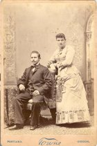 Image of Young Couple - Print, Photographic