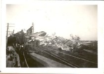Image of NP Train Wreck - Print, Photographic
