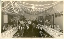 Image of American Legion Christmas Party - Print, Photographic