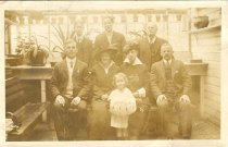 Image of Connell (?) Family - Print, Photographic