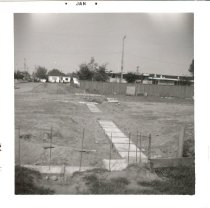Image of Museum Construction Begins - Print, Photographic