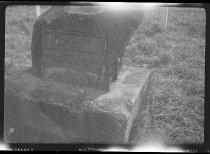Image of Pioneer Cemetery - Negative, Film