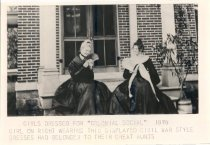 Image of Civil War Style Dresses - Print, Photographic