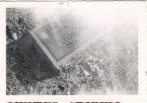 Image of Pioneer Cemetery - Print, Photographic
