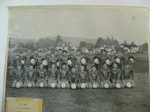 Image of Pee Wee Football Team - Print, Photographic