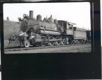Image of Pacific Coast Railroad Engine 14 - Print, Photographic