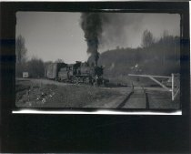 Image of Kennydale crossing at north Renton - Print, Photographic