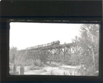 Image of White River RR Bridge, Enumclaw-Buckley - Print, Photographic