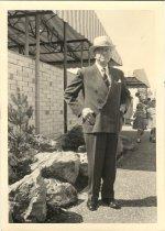 Image of Dr. B. E. Hoye - Age 95