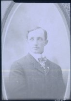 Image of Clarence E. West - Print, Photographic