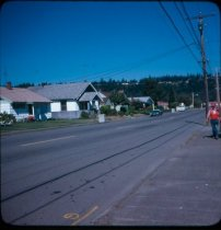 Image of East Main Between O and Pike NE - Transparency, Slide