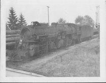 Image of Milwaukee Road Steam locomotive 60 - Print, Photographic