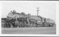 Image of Display Locomotive - Print, Photographic