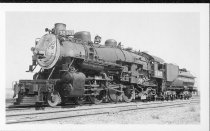 Image of SP Steam Locomotive - Print, Photographic