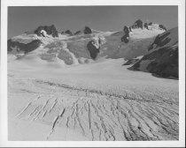 Image of Snow, Mountains, Rocks - Print, Photographic