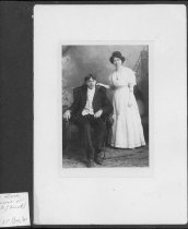 Image of Allen and Catherine Stark - Print, Photographic