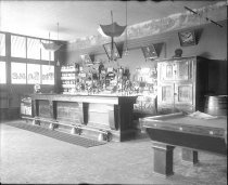 Image of Interior of Eagle Bar - Print, Photographic