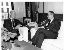 Image of Mayor and Governor - Print, Photographic
