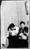 Image of Laughing Couple - Print, Photographic