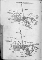 Image of Catalog and Price List of Repair Parts for Deering Harvesting Machines and Attachments - catalog