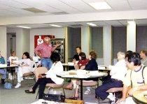 Image of Auburn Police 1st Citizens Academy, 9/94 - Print, Photographic