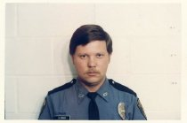 Image of Police Officer Mike Burris - Print, Photographic