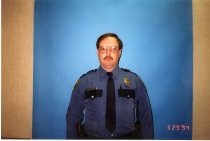 Image of Police Officer Everett - Print, Photographic
