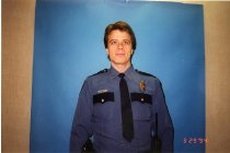 Image of Police Officer Jim Menking - Print, Photographic