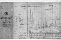 Image of Condensed Profile and Track Chart, Tacoma Division Branch Lines - Chart, Track
