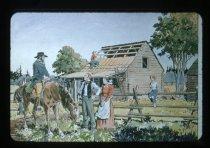 "Image of ""HISTORIC JACKSON HOUSE AT CHEHALIS"" - Transparency, Slide"