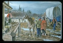 """Image of """"COWLITZ LANDING EARLY POINT OF TRANSFER"""" - Transparency, Slide"""
