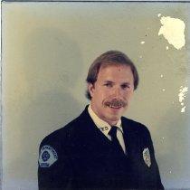 Image of Auburn Fireman David Goff - Print, Photographic