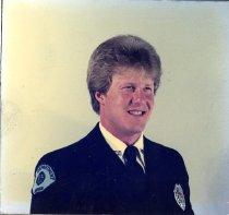 Image of Auburn Fireman Todd Hurlow - Print, Photographic