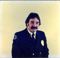 Image of Auburn Fireman Eddie Ray Surver - Print, Photographic