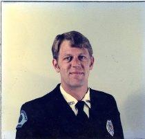 Image of Auburn Fireman Kurt Vogel - Print, Photographic