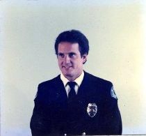Image of Auburn Fireman Dan Bosch - Print, Photographic