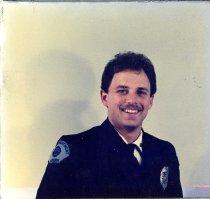 Image of Auburn Fireman Doug Darmody - Print, Photographic