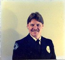 Image of Auburn Fireman Robert Kiley - Print, Photographic