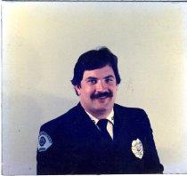 Image of Auburn Fireman Jeff Stottlemyre - Print, Photographic