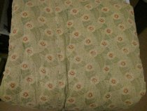 Image of Wholecloth Tied Floral Comforter - Comforter