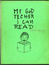 Image of My GoD TECHER i CAN READ:  An Anecdotal Account of Former Days in Washington's Schools - Book